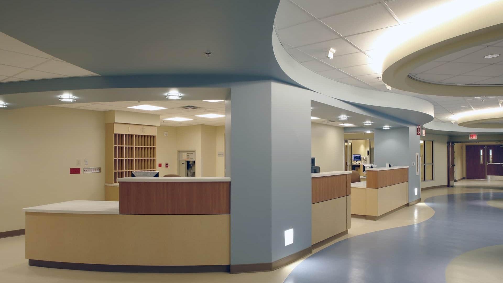 St. Thomas Hospital Midtown NICU | TMPartners, PLLC
